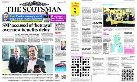 The Scotsman – March 01, 2019