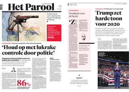 Het Parool – 19 juni 2019