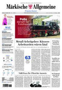 Märkische Allgemeine Prignitz Kurier - 23. Oktober 2017