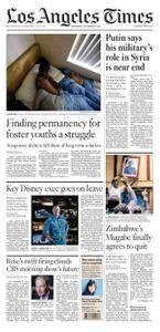 Los Angeles Times  November 22 2017