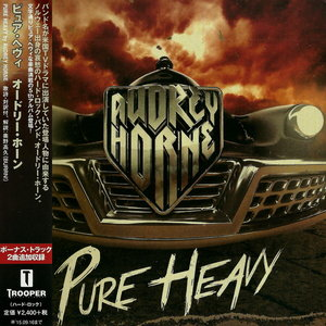 Audrey Horne - Pure Heavy (2014) [Japanese Ed.] Re-up