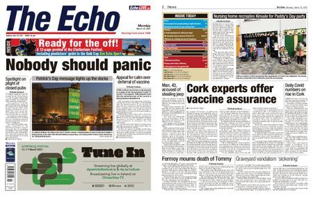Evening Echo – March 15, 2021