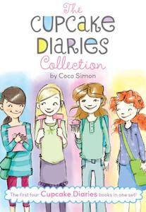 The Cupcake Diaries Collection (Cupcake Diaries #1-4)