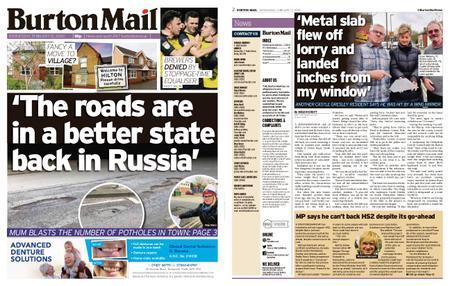 Burton Mail – February 12, 2020