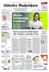 Lübecker Nachrichten Ostholstein Süd - 11. November 2018