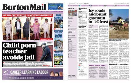 Burton Mail – December 13, 2017