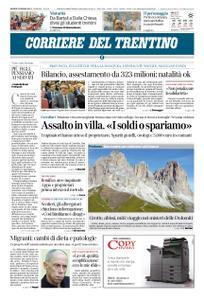 Corriere del Trentino – 20 giugno 2019