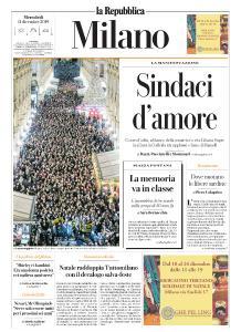 la Repubblica Milano - 11 Dicembre 2019