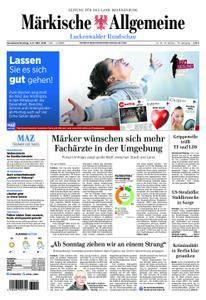 Märkische Allgemeine Luckenwalder Rundschau - 03. März 2018