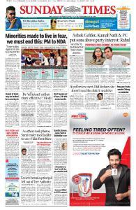 The Times of India (Mumbai edition) - May 26, 2019