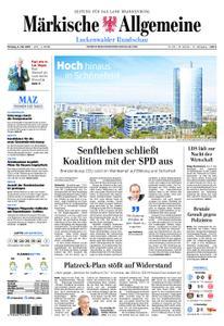 Märkische Allgemeine Luckenwalder Rundschau - 06. Mai 2019