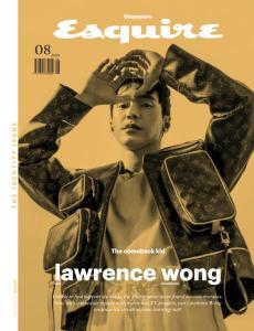 Esquire Singapore - August 2019