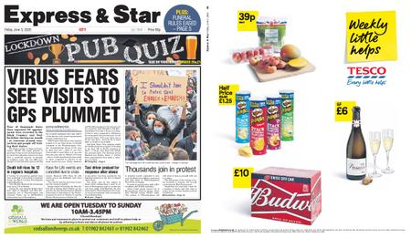 Express and Star City Edition – June 05, 2020