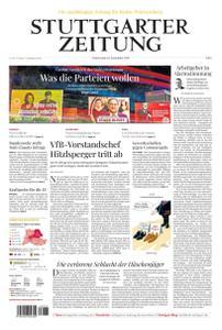 Stuttgarter Zeitung - 16 September 2021