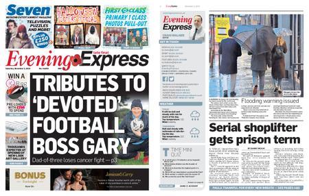 Evening Express – November 02, 2019