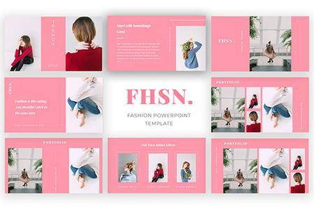 Fashion Powerpoint Presentation