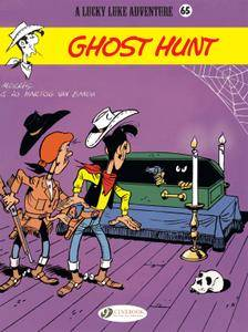 Lucky Luke vol 65 - Ghost Hunt 2017 webrip