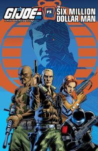 IDW-G I Joe Vs The Six Million Dollar Man 2020 Hybrid Comic eBook