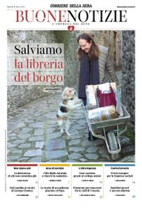 Corriere della Sera Buone Notizie – 10 marzo 2020