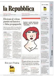 la Repubblica - 25 Novembre 2017