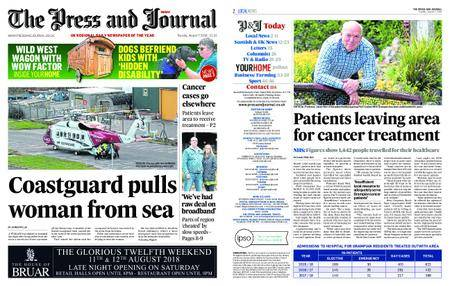 The Press and Journal Moray – August 07, 2018
