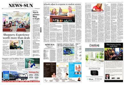 Lake County News-Sun – November 25, 2017