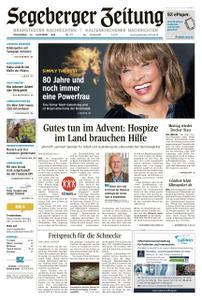 Segeberger Zeitung – 23. November 2019