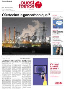 Ouest-France Édition France – 10 novembre 2020