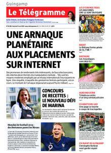 Le Télégramme Guingamp – 03 mai 2019