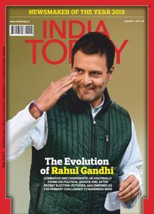 India Today - January 07, 2019