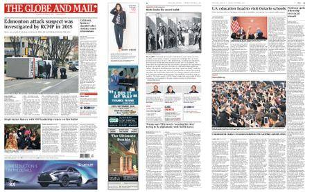 The Globe and Mail – October 02, 2017