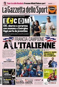 La Gazzetta dello Sport - 16 Luglio 2018