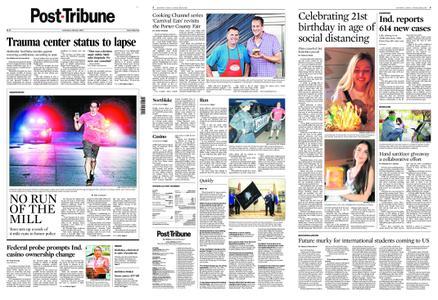 Post-Tribune – May 16, 2020