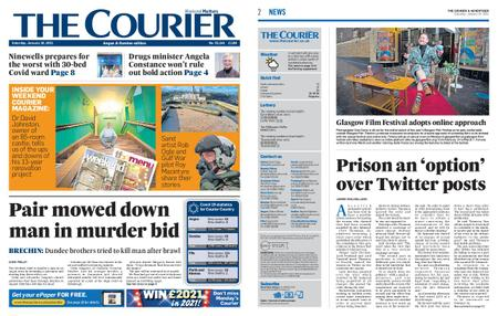 The Courier Angus & The Mearns – January 16, 2021
