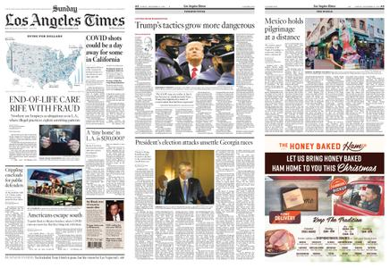 Los Angeles Times – December 13, 2020