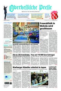 Oberhessische Presse Marburg/Ostkreis - 08. Mai 2019