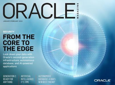 Oracle Magazine - January/February 2019