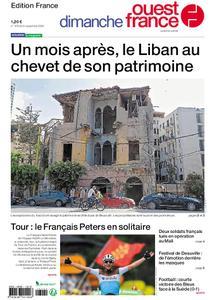 Ouest-France Édition France – 06 septembre 2020