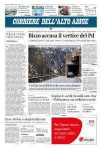 Corriere dell'Alto Adige - 7 Gennaio 2018