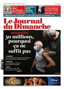 Le Journal du Dimanche - 13 juin 2021