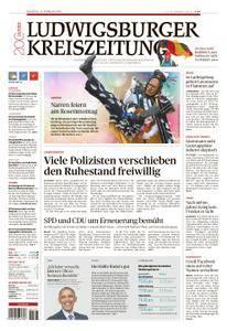 Ludwigsburger Kreiszeitung - 13. Februar 2018