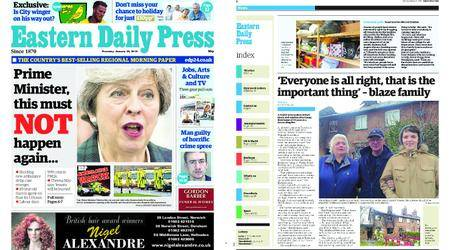 Eastern Daily Press – January 25, 2018