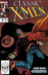 Classic X-Men 026 1988 c2c Minutemen-Bluntman