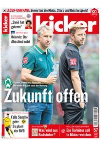Kicker – 09. Juli 2020