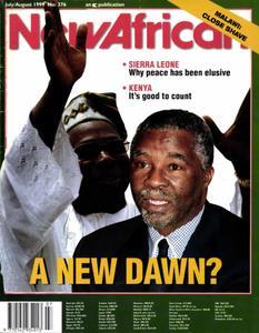 New African - JulyAugust 1999