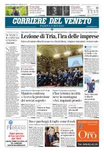 Corriere del Veneto Padova e Rovigo – 16 novembre 2018