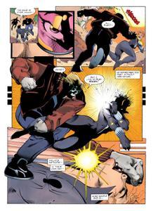 Punisher & Black Widow Spinning Doomsdays
