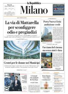 la Repubblica Milano - 26 Novembre 2019
