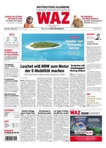 WAZ Westdeutsche Allgemeine Zeitung Oberhausen-Sterkrade - 05. Oktober 2017