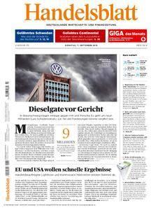 Handelsblatt - 11. September 2018